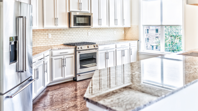 Do Not Paint Your Winfield Kitchen Cabinets Before Reading This