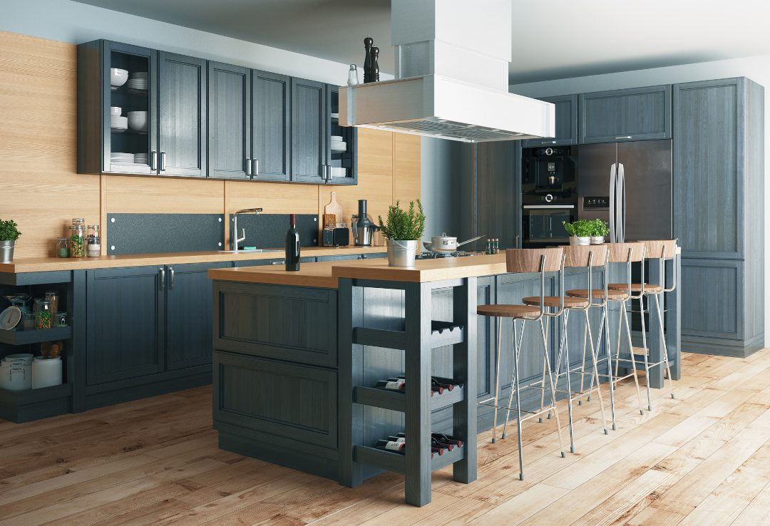 Top-rated Palatine Kitchen Cabinet Painting Company | Free ...